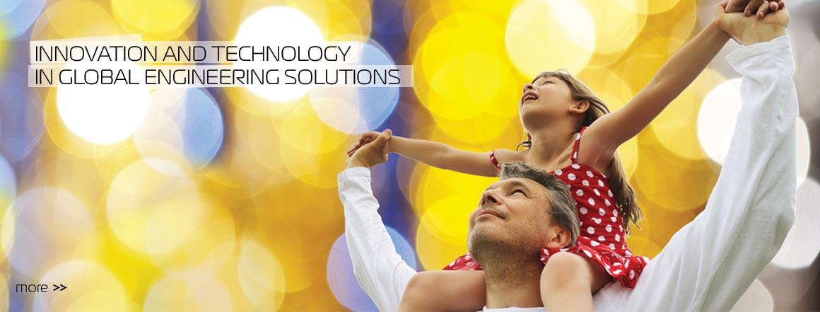 Inovação e tecnologia em soluções globais de engenharia