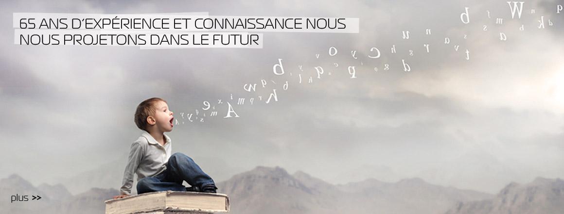 60 anos de experiência e conhecimento, projectam-nos no futuro