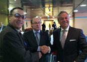 Grupo Seabra firma protocolo de 150 millones en Argelia