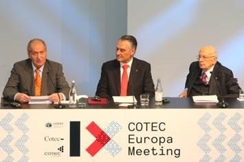 Seabra Group participates in the Cotec Europe – IX annual meeting