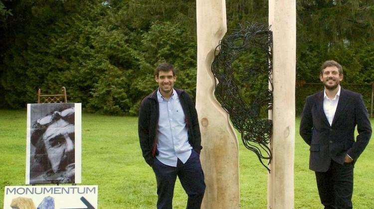 Arquitecto del Grupo Seabra premiado en homenaje al escultor Robert Roussil de Montreal